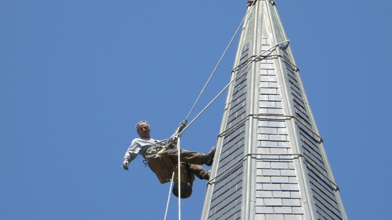 Steeplejack Services / High Work